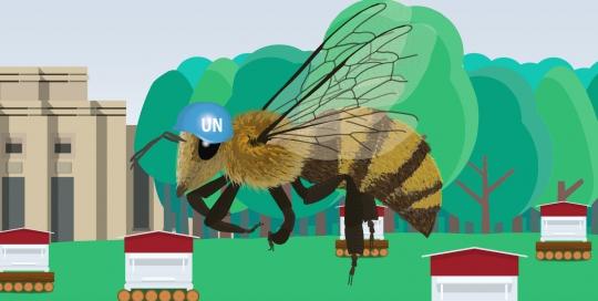 un-bees